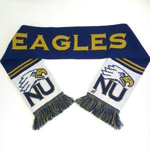 NU Eagles NW Univ Fan Scarf College Football Gear